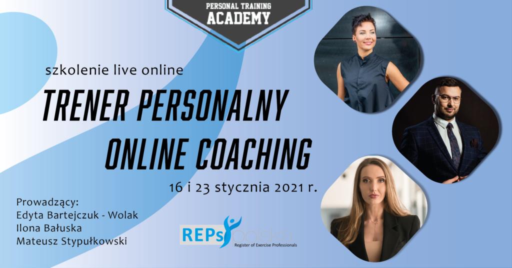 Trener - Coach 2021